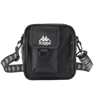 KAPPA BANDA SHOULDER BAG BLACK