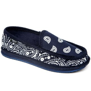 TROOPER HOUSE SHOES NAVY