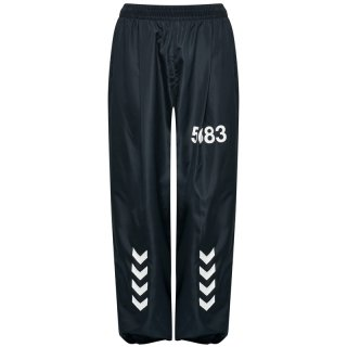 WILLY CHAVARRIA HMLWILLY MICRO PANTS BLACK