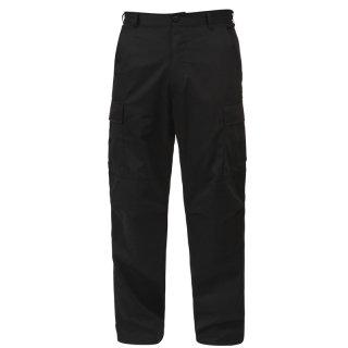 ROTHCO BDU PANTS BLACK