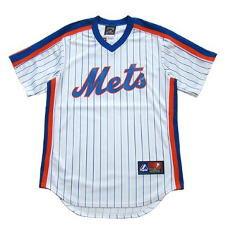 MAJESTIC NEW YORK METS COOPERSTOWN COLLECTION REPLICA