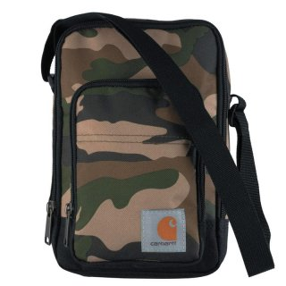 CARHARTT CROSS BODY GEAR ORGANIZER CAMO