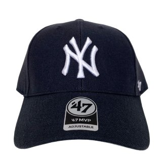 "'47 BRAND ""NEW YORK YANKEES"" MVP CAP NAVY"
