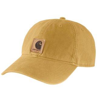 CARHARTT ODESSA CAP DUCK YELLOW STONE