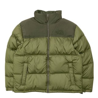 THE NORTH FACE ECO NUPTSE JACKET NEW TAUPE GREEN