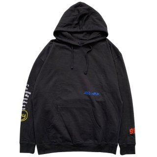 JUICE WRLD I'D DO ANYTHING HOODIE BLACK