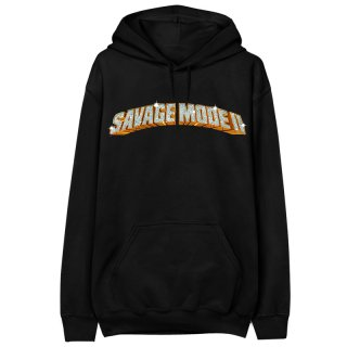 21 SAVAGE SM2 PO HOODIE BLACK
