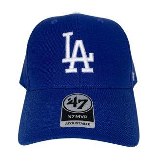 "'47 BRAND ""LOS ANGELS DODGERS"" MVP CAP ROYAL"