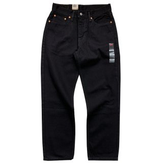 LEVI'S 550 RELAXED FIT BLACK