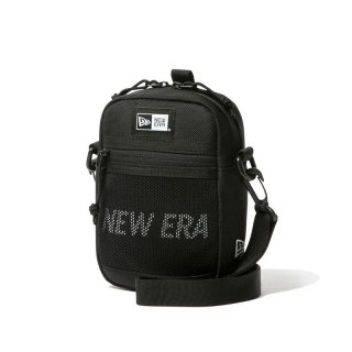 NEW ERA SHOULDER POUCH 1.7L PRINT LOGO BLACK