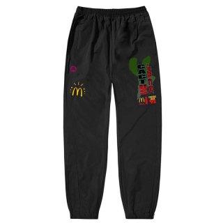 TRAVIS SCOTT x McDonald's ALL AMERICAN '92 NYLON PANTS BLACK