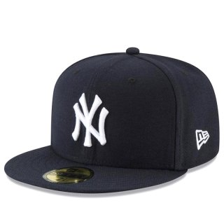 NEW ERA 59FIFTY OLD AUTHENTIC NEW YORK YANKEES NAVY