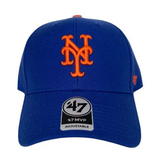 "'47 BRAND ""NEW YORK METS"" MVP CAP BLUE"