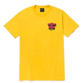 HUF 420 COLLECTION OPPOSITE OF LOW TEE GOLDEN