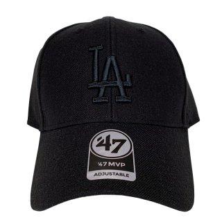 "'47 BRAND ""LOS ANGELS DODGERS"" MVP CAP BLACK"