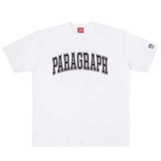 PARAGRAPH OLD CLASSIC TEE WHITE