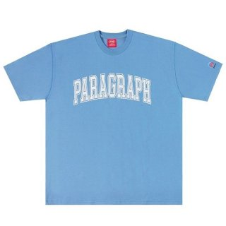PARAGRAPH OLD CLASSIC TEE BLUE