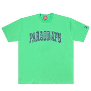 PARAGRAPH OLD CLASSIC TEE MINT