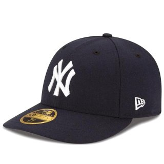 NEW ERA LP 59FIFTY OLD AUTHENTIC TYPE NEW YORK YANKEES NAVY