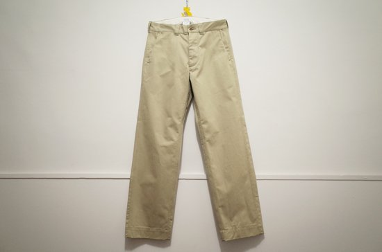 <img class='new_mark_img1' src='https://img.shop-pro.jp/img/new/icons59.gif' style='border:none;display:inline;margin:0px;padding:0px;width:auto;' />WASEW LP-19 KHAKI TROUSERS