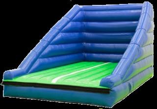 エアートランポリン ウォールタイプ4m(送風機セット) - スポーツ・アクティビティ製品のバックヤード