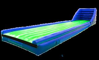 エアートランポリン ストレート6・9・12m+ウォール4m(送風機×2台セット) - スポーツ・アクティビティ製品のバックヤード