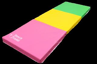折りたたみ式・3色スポーツマット