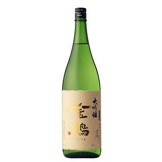【金鶴】 大吟醸 1800ml
