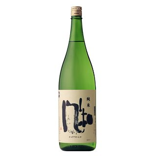 【金鶴】 純米 風和(かぜやわらか) 1800ml