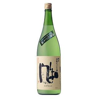 【金鶴】冬期限定 純米活性にごり酒 1800ml