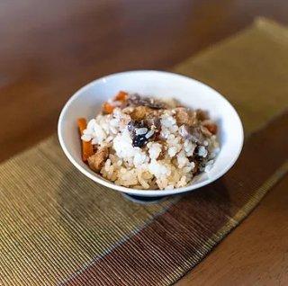 佐渡産サザエの混ぜご飯の素