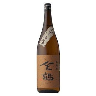 【金鶴】本醸造 しぼりたて生 1860ml