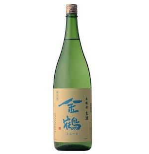 【金鶴】本醸造 生酒 金鶴 1860ml