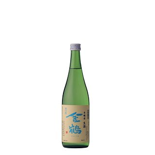 【金鶴】本醸造 生酒 金鶴 720ml