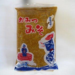 佐渡のおみつ味噌 1�