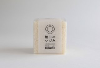 特別栽培米コシヒカリ「鞆田のつづみ」(白米)2合