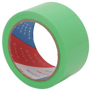 不織基材両面テープ 塗装マスキング・床養生用粘着テープ カットエース MF ( 緑 )