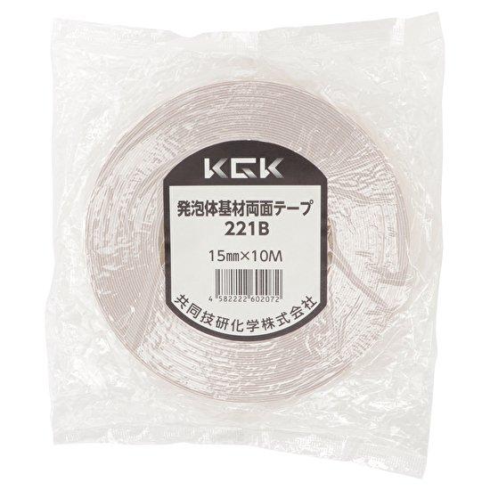 発泡体基材両面テープ 221B【画像2】