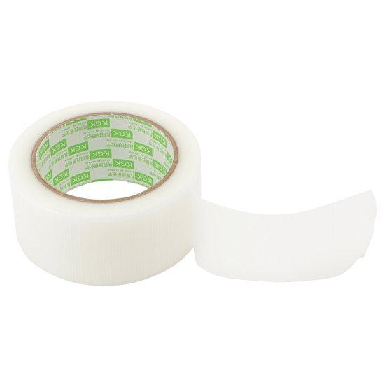 防水気密テープ スーパーポリクロス片面テープ「VH半透明」【画像4】