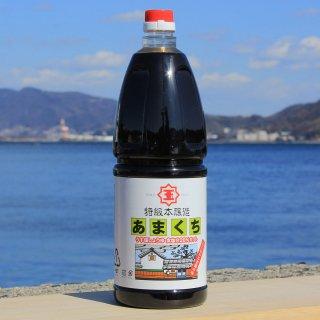 特級本醸造 あまくち うす塩しょうゆ 1.8l