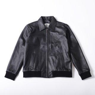 63Leathers original CAROL Jacket キャロルスタイル レザージャケット キャロジャン