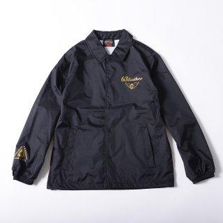 63Leathers Original Nylon Coach Jacket