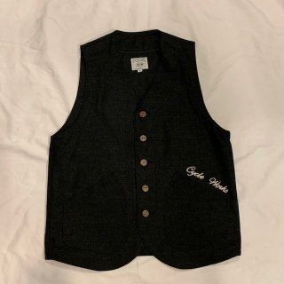 Cycle Works Original Chambray vest 18AW