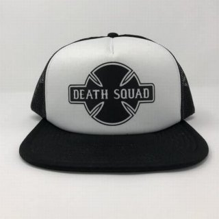 <img class='new_mark_img1' src='https://img.shop-pro.jp/img/new/icons25.gif' style='border:none;display:inline;margin:0px;padding:0px;width:auto;' />DEATH SQUAD INDY  SNAP BACK Truck Cap デススクアッド インディ スナップバックメッシュキャップ