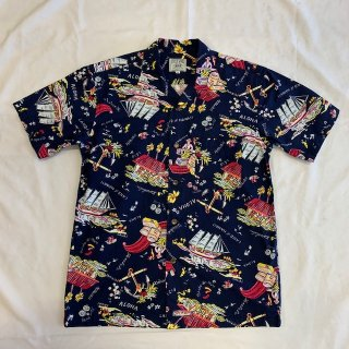 <img class='new_mark_img1' src='https://img.shop-pro.jp/img/new/icons16.gif' style='border:none;display:inline;margin:0px;padding:0px;width:auto;' />Cycle Works Origina Aloha Shirts 19SS サイクルワークス オリジナル アロハシャツ