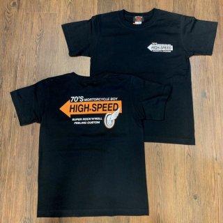 Farmer's&Skooter Original High Speed-B T shirts