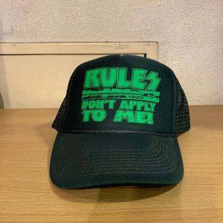 Truck Brand Mesh Cap トラックブランド メッシュキャップ(Rules)