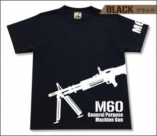 M60 機関銃 Tシャツ