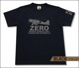 零式艦上戦闘機 52型 Tシャツ