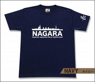 軽巡洋艦 長良 Tシャツ